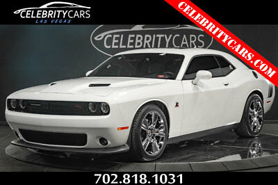Dodge Challenger 2dr Coupe R/T Scat Pack 2015 Dodge Challenger Scat Pack 3k miles Like new 1 owner r/t Vegas