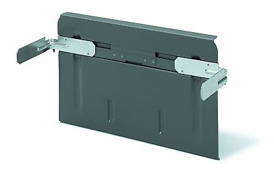 Box of 4 HONF60  HON Follower Block Legal Width, Interior Gray for File Cabinets