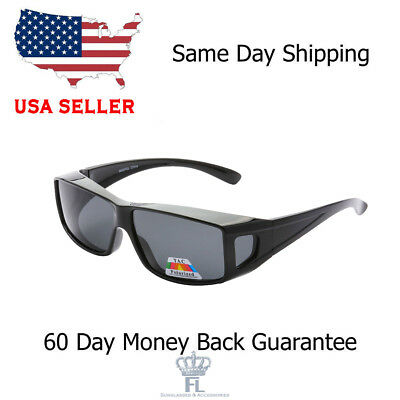 fb0ae404924 HAVEN FITOVER SUNGLASSES - Polarized With Amber Lens -  9.88