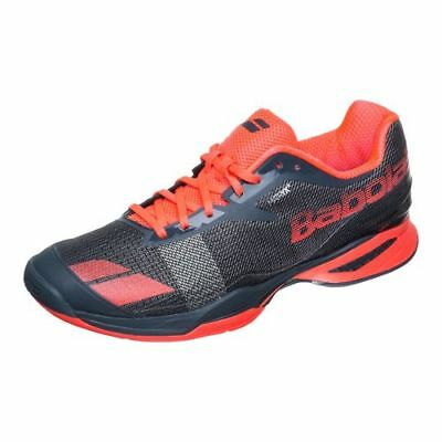 New Babolat  Jet Clay M Mens Tennis Shoes Red /Black SIze 8