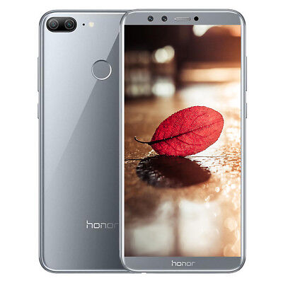 "5.65"" HUAWEI Honor 9 Lite Android8.0 32+3GO 8-Core 4G Smartphone Fingerprint FR"