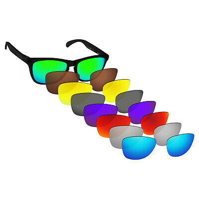 Hawkry Polarized Replacement Lenses for-Oakley Frogskins OO9013 - Options