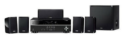 New Yamaha - 5.1Ch Home Theatre Package - YHT-1840B