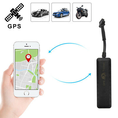 Real Time GPS Tracker Car Vehicle Motorcycle Locator GSM Tracking Device PS123