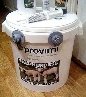 Shepherdess Semi Automatic Lamb Feeder