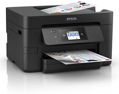 New Epson - WF-4720 - WorkForce Pro Inkjet Multifunction