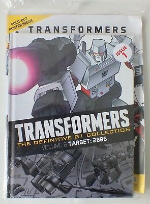 Transformers Definitive G1 Collection - Issue 1 - Volume 6 Target 2006 Brand New
