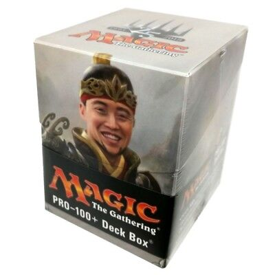 UP - Imperial Recruiter 100+ Deck Box - Masters 25