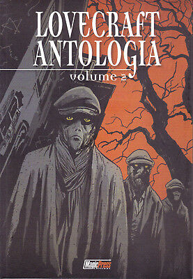 LOVECRAFT ANTOLOGIA Vol. 2 ed. Magic Press NUOVO SCONTO 20%