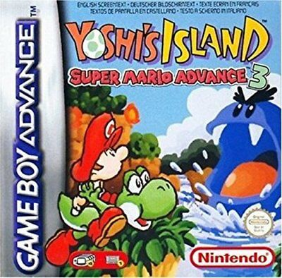 Jeux Nintendo Yoshi's Island Super Mario Advance 3 EUR Gameboy Advance