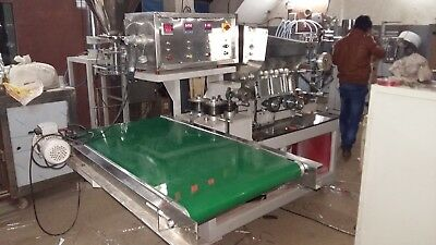 Sheath wrapping machine for Artificial Insemination