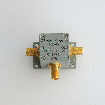 1PC Mini-Circuits ZEDC-10-2B 1-1000MHz 10db RF SMA RF Coupling Coupler