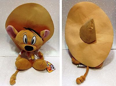 Warner Bros Speedy Gonzales Looney Tunes Peluche 30 Cm Plush