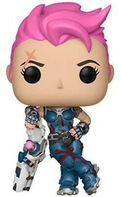 Overwatch - Zarya - Funko Pop! Games: (2018, Toy NUEVO)