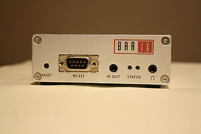 Barix Instreamer 100 network IP audio encoder