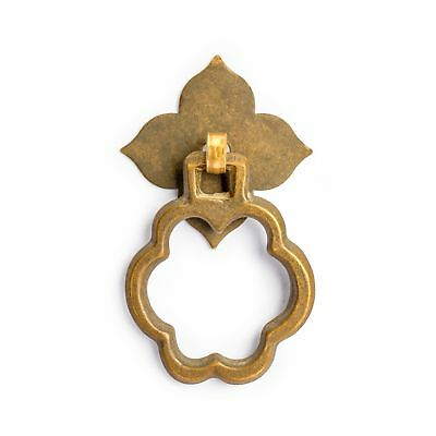Bunchberry and Clover Flower Pulls 2'' - Set of 2