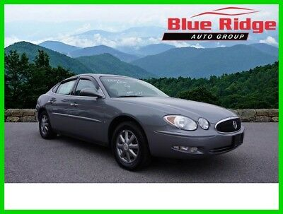 Buick Lacrosse 4dr Sdn CX 2007 4dr Sdn CX Used 3.8L V6 12V Automatic FWD OnStar