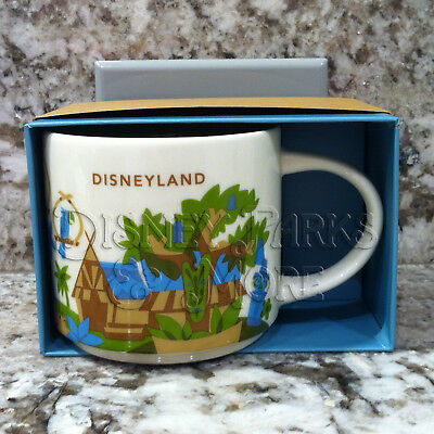 Disneyland & Starbucks Adventureland YOU ARE HERE Mug - 14 oz from Disney Parks