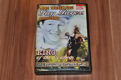 Roy Rogers Collection    25 Filme   5 DVDs in Top