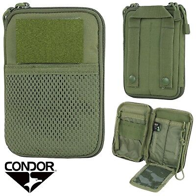 Condor MA16 Pouch (Olive Drab Color) Molle for Wallet Phone Passport ID