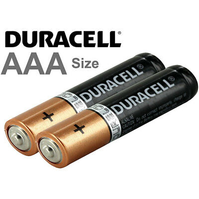 * Duracell Coppertop Alkaline Aaa Batteries 2 Piece Pack Up Lasts Up To 10 Years