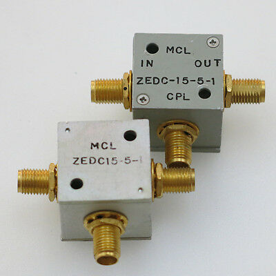 1PC Mini-circuits ZEDC-15-5-1 SMA RF Coaxial Directional Coupler