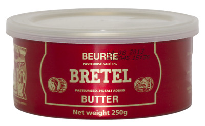 Beurre Bretel French Butter 2 Pack