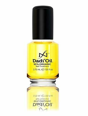 Dadi Oil 95% Organic Nail & Cuticle Conditioner Treatment .125 FL OZ 3.75 ml
