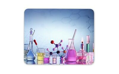 Funky Chemistry Mouse Mat Pad - Science Student Teacher Fun Gift Computer #8794