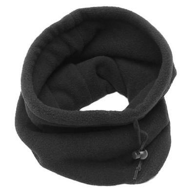 Multifunction Polar Fleece Thermal Scarf Winter Face Mask Neck Warmer Hat FW
