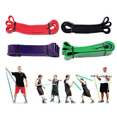 Fitness Band Gym Expander Resistance Rubber Band Rope Crossfit Pull Up Muscles