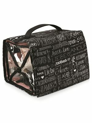 Mary Kay Stylish Roll up Bag with Hanger ( NEW EDITION) - UNFILLED **BRAND NEW**