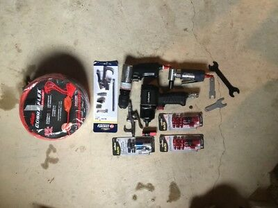 Lot Of Air Tools And Accessories