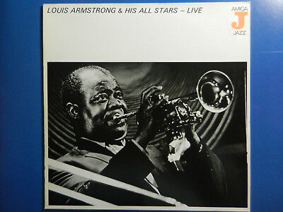 Louis Armstrong And His All-Stars – Live