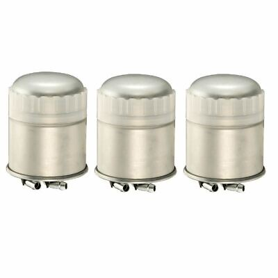 Set of 3 Premium Guard Fuel Filters fits Dodge Freightliner Jeep Mercedes Smart