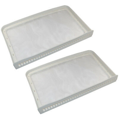 2-Pack Dryer Lint Filter Screen for Maytag Dryers 33001808 AP6007948 PS11741075