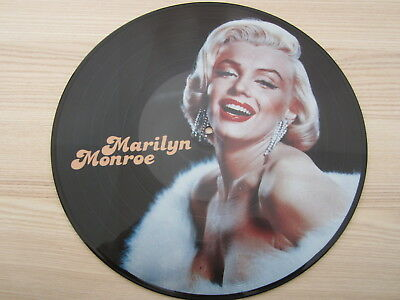 Marilyn Monroe ‎– The Legend Lives  / PICTURE VINYL / LIMITED / RARITÄT /