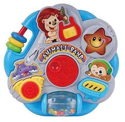 Playgo Activity Board Musik Garten Motorikbrett mit Sound ab 6 Monate NEU 227225