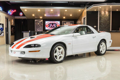 Chevrolet Camaro SS 30th Anniversary SLP 15k Original Mile SS, 1 of 389 SLP Ram Air Editions! LT1 V8, Auto, Documented!