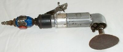 Ingersoll Rand Pneumatic Angle Grinder Rpm Air Tool Model AG220