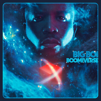 BOOMIVERSE [PA] by Big Boi (CD, Jun-2017, Epic) Brand New and Factory Sealed