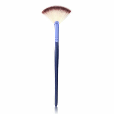 Fan Shaped Makeup Brush Facial Foundation Beauty Skin Care Tool Cosmetic CO