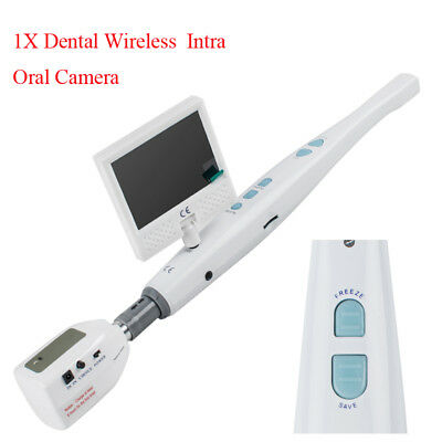 High Quality Dental Wireless Intraoral IntraOral Camera SD Card 6LED Mega Pixels
