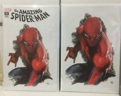 Amazing Spider-man #797 Dell Otto Fan Expo Variant 2 Pack