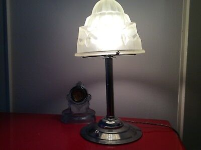 DEGUE GRANDE Lampe Salon Art Deco Moderniste d\'Elegance 1920 ...