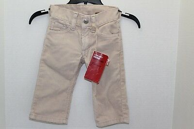 Little Levi's Vintage Toddler 1 YR Corduroy pants Made in the USA EUC MSRP $98