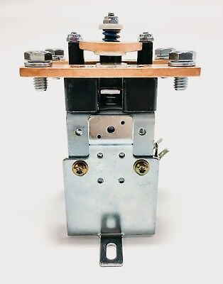 Contact Industries Ct300A-36D6 Forklift Contactor 'oem' Crown Pt#125476 300 Amp