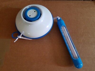 HydroTools  Buoy Floating Pool Thermometer