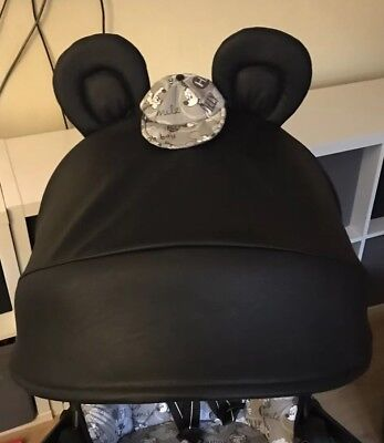 Custom Made Hood And Seat Liner Cybex Balios M Disney Mickey Mouse