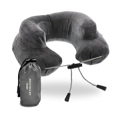 office nap pillow. inflatable air travel pillow sleep office nap rest airplane smartphone viewing m